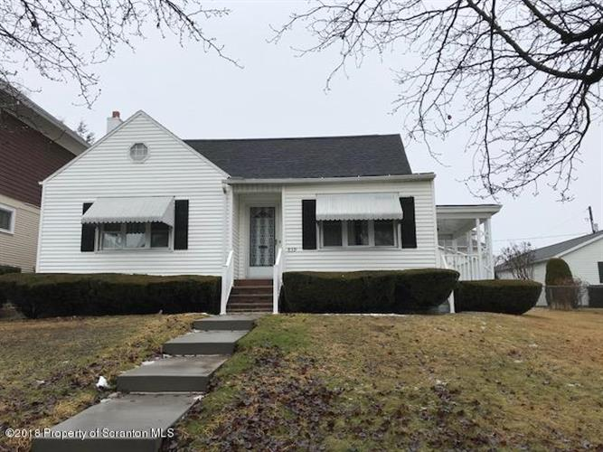 839 N Lincoln Ave, Scranton, PA 18504