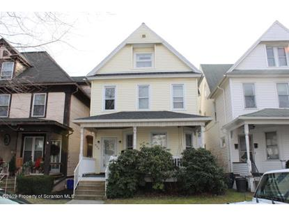 806 Harrison Ave  Scranton, PA MLS# 19-100