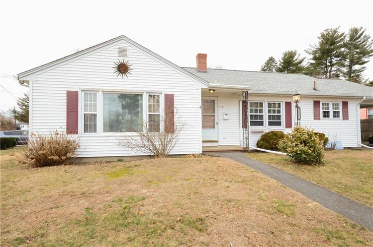 17 3rd ST, North Providence, RI 02911