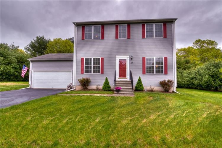27 Audubon LANE, Coventry, RI 02831