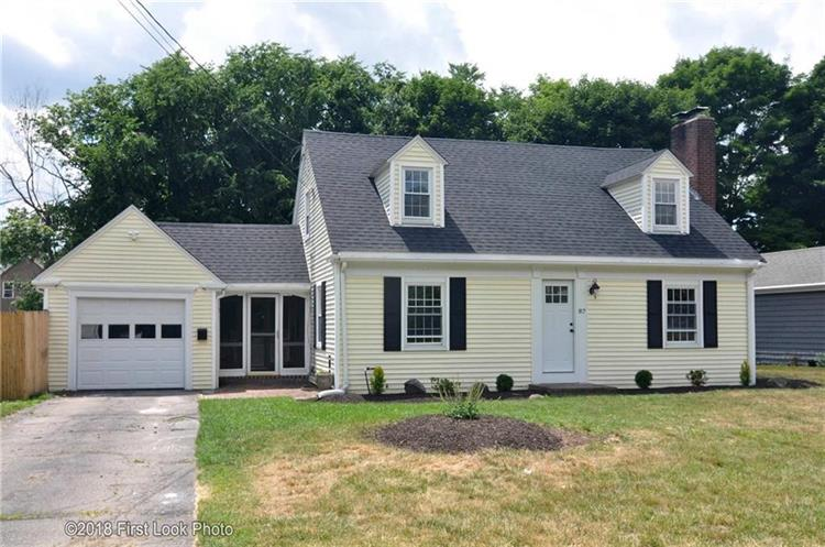 87 Reed AV, North Attleboro, MA 02760