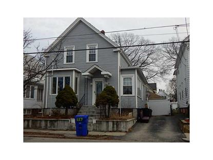 117 SUMMIT ST East Providence, RI MLS# 1144629