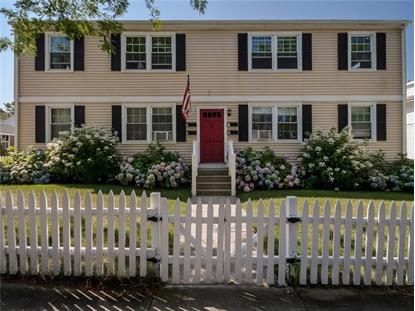 45 Hammond ST, Unit#2 Newport, RI MLS# 1169848