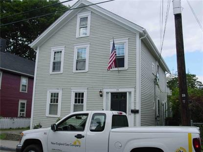 74 Warner ST Newport, RI MLS# 1212799