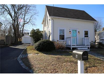 22 Williams ST Barrington, RI MLS# 1214463