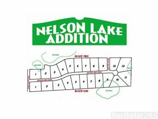lot 11 blk 1 Nelson Lake Road, Pillager, MN 56473