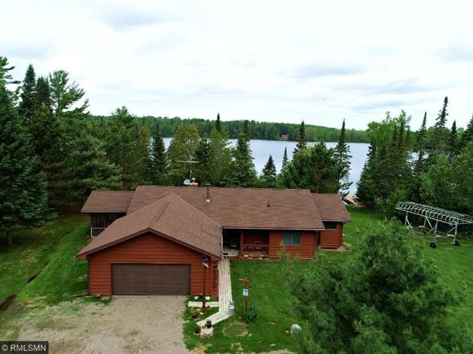 51855 N Wasson Lake Road, Bigfork, MN 56628