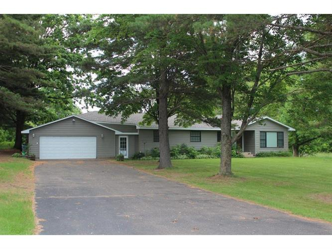 22143 Spirit Lake Road E, Frederic, WI 54837