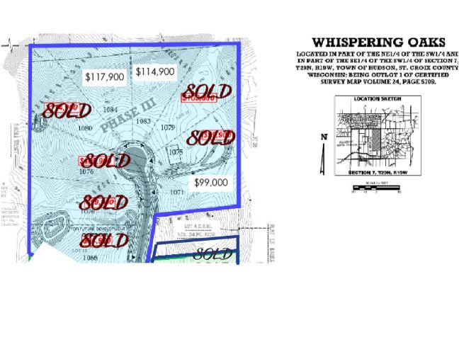 Lot 24 Autumn Oak, Hudson, WI 54016 - Image 1