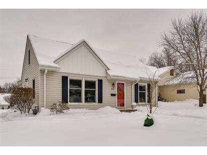 3342 Benjamin Street NE Minneapolis, MN MLS# 5147668