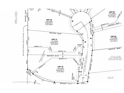 Lot 17 Autumn Oak Lane Hudson, WI MLS# 5548065