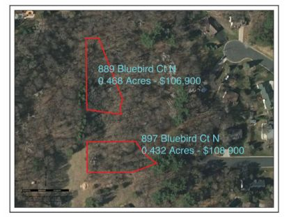 Lot 8 Bluebird Court N Hudson, WI MLS# 5625681