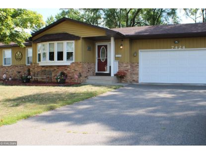 7424 Noble Avenue N Brooklyn Park, MN MLS# 5637940