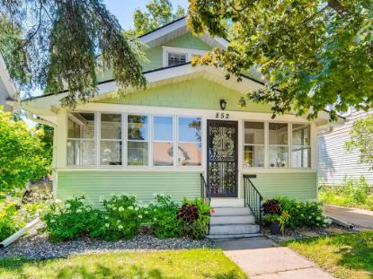 852 Carroll Avenue Saint Paul, MN MLS# 5674359