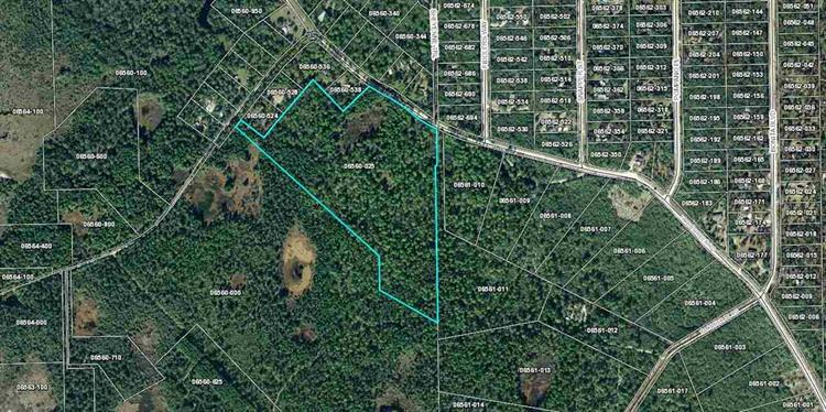 Vacant Yates Creek, Perry, FL 32348