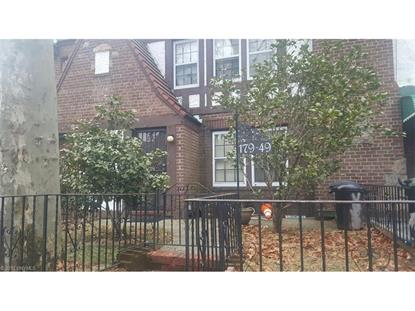 179-49 SELOVER  Brooklyn, NY MLS# 407054