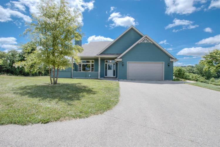 W4817 County Road A, Elkhorn, WI 53121