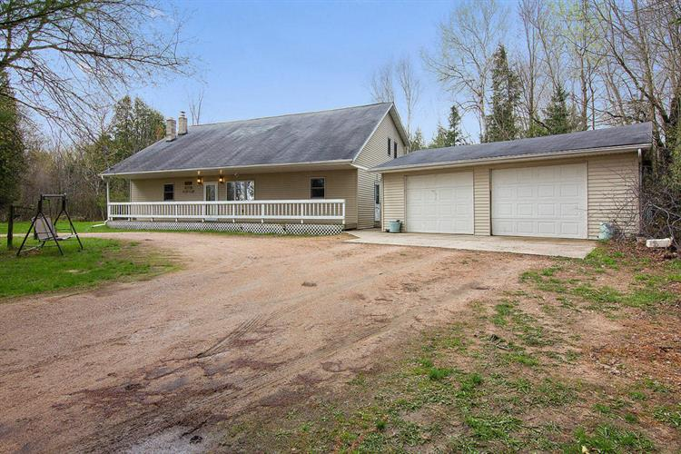 N3513 County Road J, Tigerton, WI 54486