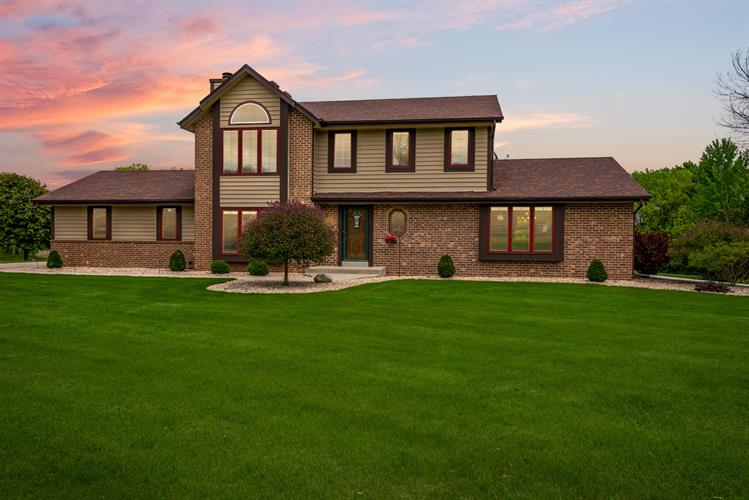 3961 Sunset Hill Rd, Hubertus, WI 53033 - Image 1