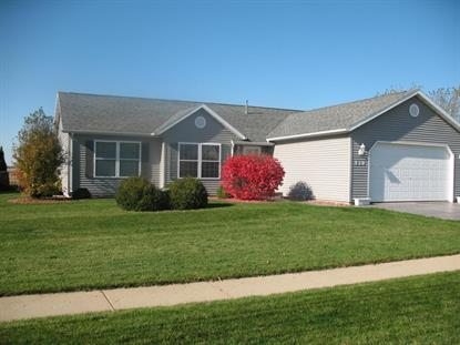 539 Tomahawk Dr , Twin Lakes, WI