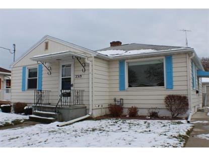 2319 Lincoln Ave  Two Rivers, WI MLS# 1600361