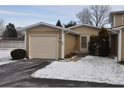 40 Plum Tree Village  Beloit, WI MLS# 1615607