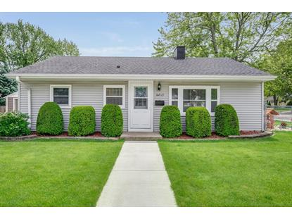 4819 65th St  Kenosha, WI MLS# 1644633
