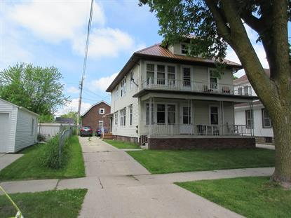 1514 N 16th ST  Sheboygan, WI MLS# 1647332