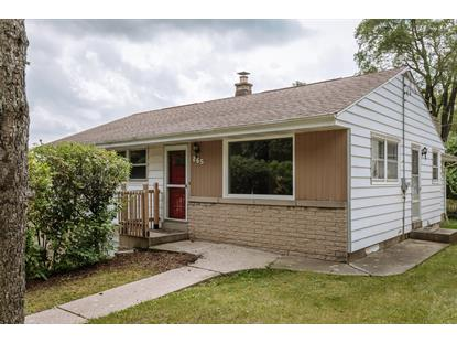 265 N 114th St  Wauwatosa, WI MLS# 1652074