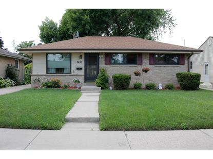 3657 S 82nd St  Milwaukee, WI MLS# 1654392