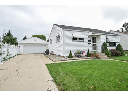 4726 S 7th St  Milwaukee, WI MLS# 1659380