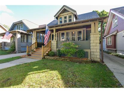 1538 N 54th St  Milwaukee, WI MLS# 1661797
