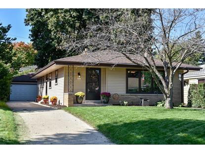 2321 N 115th St  Wauwatosa, WI MLS# 1663053