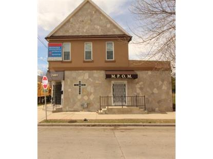 2401 N 36th St  Milwaukee, WI MLS# 1664105
