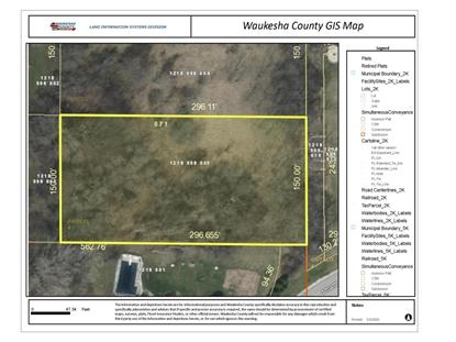 3225 S Gordon Ln  New Berlin, WI MLS# 1688355