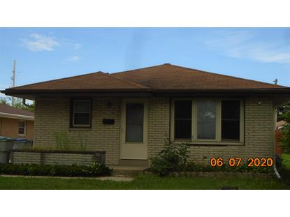 4829 S 20th St  Milwaukee, WI MLS# 1692580