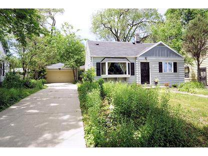 4315 N 63rd St  Milwaukee, WI MLS# 1695116