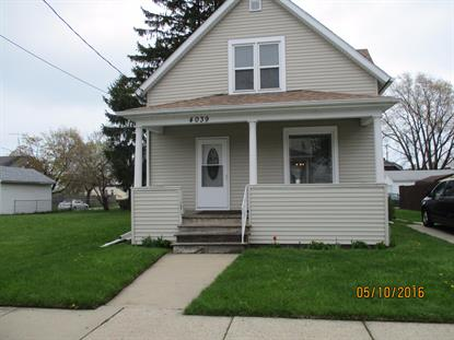 4039 10th Ave  Kenosha, WI MLS# 1696454