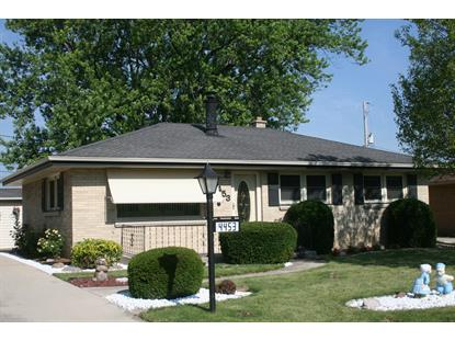 4453 S 64th St  Greenfield, WI MLS# 1697073