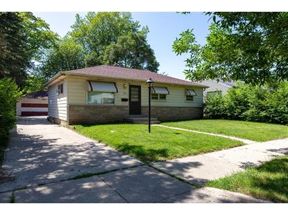 5823 N 62nd st  Milwaukee, WI MLS# 1697477