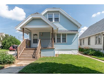 5848 W Mineral St  West Allis, WI MLS# 1697528