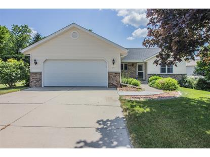 1201 Red Pine Ct  West Bend, WI MLS# 1697758