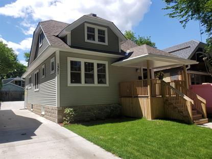 1321 N 57th St  Milwaukee, WI MLS# 1698409