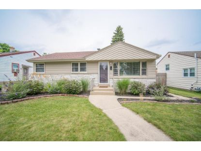 8318 W Melvina St  Milwaukee, WI MLS# 1699371