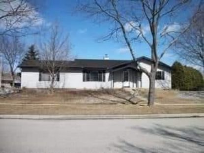 1609 S Indiana Ave  West Bend, WI MLS# 1699849