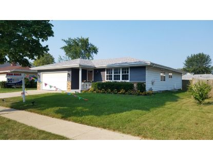 7004 60th Ave  Kenosha, WI MLS# 1706210