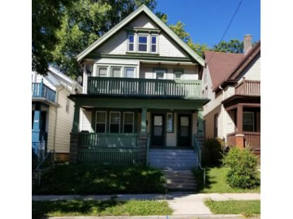 1317 N 38th St  Milwaukee, WI MLS# 1709450