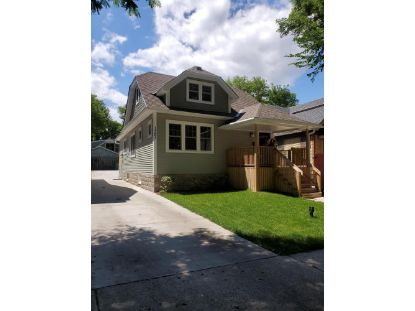 1321 N 57th St  Milwaukee, WI MLS# 1710120
