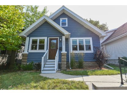 3206 S Indiana Ave  Milwaukee, WI MLS# 1711233