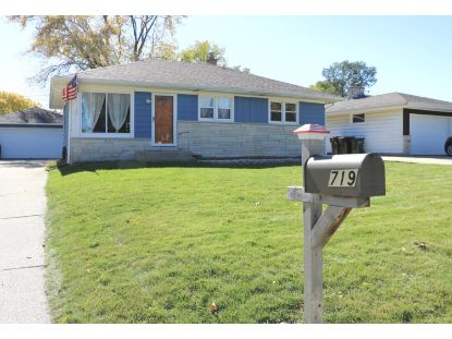719 Clark Ave  South Milwaukee, WI MLS# 1714223